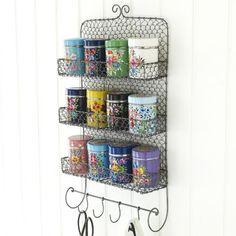 Boho Spice rack