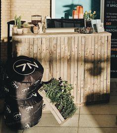 Tralle kaffebar
