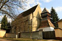Dupuş, Biserica evaghelică fortificată, Foto: Tudor Seulean Tudor, Romania, Building, Travel, Viajes, Buildings, Trips, Traveling, Tourism