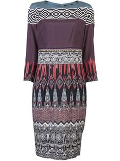 ETRO Silk Print Dress