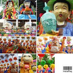 Buddha's birthday celebrations