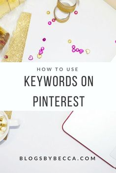 Using keywords on Pinterest is crucial to your Pinterest success. Pinterest can drive so much traffic to your blog, but you've got to use it right. >>> More info could be found at the image url. #marketingdigital