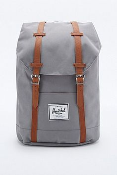 Herschel Supply co. Retreat Backpack in Grey - Urban Outfitters