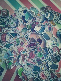 Cute stickers! Cute Stickers