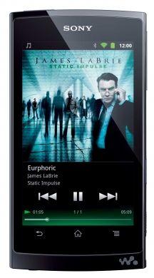 """Sony NWZ-Z1050 -Odtwarzacz WALKMAN® oparty na platformie Android™ iwyposażony w16GB pamięci, najwyższa jakość dźwięku, system głośnikowy xLOUD, łączność bezprzewodowa, ekran dotykowy 10,9 cm (4,3""""), Android™. http://www.sony.pl/product/nws-z-series/nwz-z1050"""