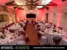 Dj Animation, Deco Led, Location, Events, Table Decorations, Furniture, Home Decor, Decoration Home, Room Decor