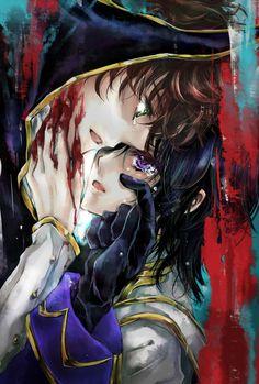 Lelouch x Suzaku (Code Geass)