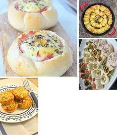 Inspirerende gerechten