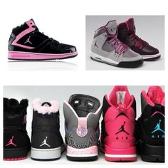 If I can buy all these shoes I will I love basketball shoes