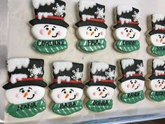 Your place to buy and sell all things handmade Cookies For Kids, Fancy Cookies, Holiday Cookies, Holiday Treats, Christmas Treats, Sugar Cookies, Holiday Recipes, Royal Icing Decorated Cookies, Royal Icing Decorations
