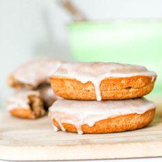 Cinnamon Bun Donuts