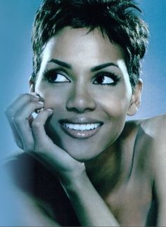 Halle Berry-she is incredible!!!