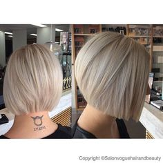by @hairbyemmawilson @salonvoguehair #love #bobs #shorthair #mermaidhair #cute #shorthairdontcare #blonde #instablonde #lob #concave #curls#balayage #instablonde #hair #hairdo #hairdye #haircolour #hairstyles #hairstyle #fashion #hairinspo#hairoftheday #hairofinstagram #love #happy #olaplex #undercut#blondes #ashblonde#fashion#fun#like#hairs by salonvoguehair