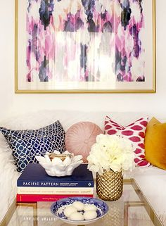 For today's collection, we had the pleasure of working with guest curator and HGTV Magazine Senior Associate Home Editor, Nissa Botthoff, on an exclusive collection - Dot & Bo