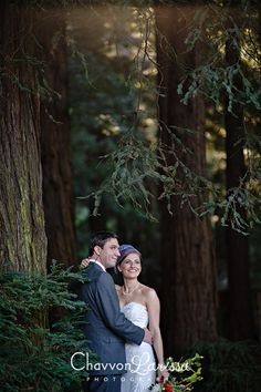 """The church is across the street from this park...we'll take photos in Muir Woods after saying """"I do"""""""