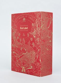 Johnnie Walker Year of the Dragon #packaging #design