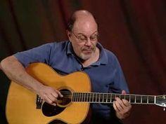 "Stefan Grossman Teaches ""Blues in D"" Improvisation"