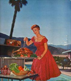 Thanksgiving in Palm Springs. (PS, follow us on tumblr: (http://my-desert.tumblr.com/)