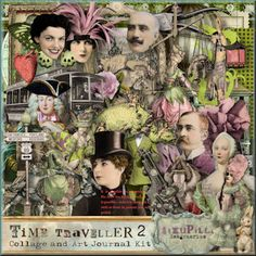 Time Traveller 2 by itKuPiLLi Imagenarium