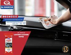 A brands distribuiton tem os melhores produtos da Dr.Marcus à sua disposição. Hoje destacamos as Leather cleaner wipes para o seu automóvel 🚗 Encomende já : 📍brandsdistribuiton@gmail.com 📍Preços especiais para revendedores Leather Cleaning, You Are Special, Productivity, Products