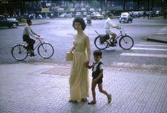 Old Saigon www.emporiumhanoi.com #Vietnam #Saigon #Hanoi #photo #photography #travel #history #ao dai