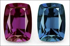 The Whitney Alexandrite is one of the finest known alexandrites from the Hematita Mine in Minas Gerais, Brazil. This spectacular gem weighs 17.08 carats, and appears a raspberry color under incandescent light and a teal color in daylight. The Whitney Alexandrite is a gift from Coralyn Wright Whitney to the Smithsonian's fine gem collection in 2009.