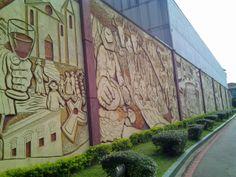 arte de rua sao bernardo do campo  brazil Mount Rushmore, Mountains, Places, Nature, Travel, St Bernards, Street Art, City, Naturaleza