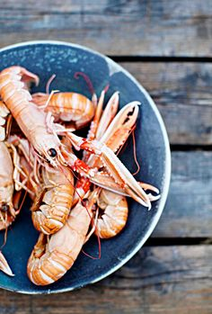 Prawns in Gothenburg | Cannelle Et Vanille