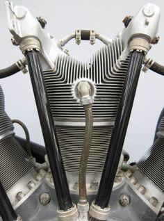 Radial Engine Cylinder Abouna Photo