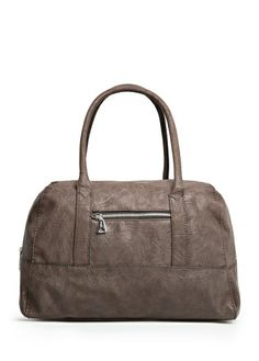 15€ Mango Mango, Bowling Bags, Cool Style, Zip, Grey, Stuff To Buy, Shoulder Bags, Clothes, Pocket Wallet