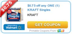 Tri Cities On A Dime: $0.75 COUPONS ( 2) ON KRAFT CHEESES