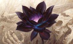 Magische Blüte