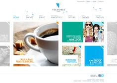Victoria Place (London) Website Design