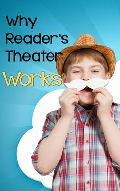 Reader's theater is a little bit like magic! It can make even the most reluctant readers come alive! Find out why it works so well, get helpful tips, and even links to seven terrific reader's theater sites that will keep you in scripts all year!