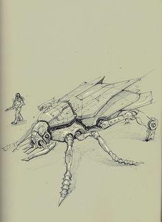 Sketchbook: BR's SkEtChOnIcS - Page 8