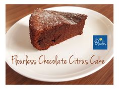 Flourless Citrus Chocolate Cake Thermomix Conversion (Thanks Nigella!)