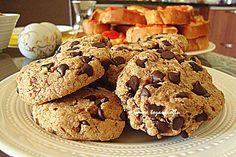 MİNE TOZANLIOĞLU: Parça Çikolatalı Kurabiye