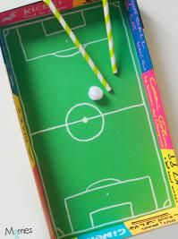 football crafts for kids - football crafts Games For Kids, Diy For Kids, Activities For Kids, Crafts For Kids, Camping Crafts, Fun Crafts, Diy And Crafts, Soccer Birthday Parties, Football Crafts
