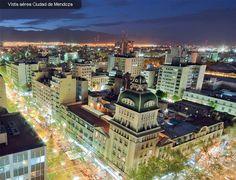 Ciudad de Mendoza - Argentina Granada Nicaragua, Vallarta Mexico, My Land, Travel Memories, Country, South America, City Photo, Vacation, Buenos Aires