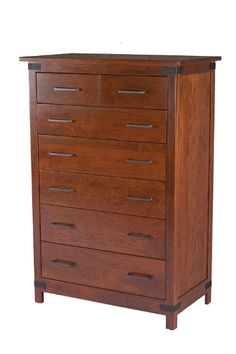 Amish Country Furnishings - Montrose Collection – 7 Drawer Chest