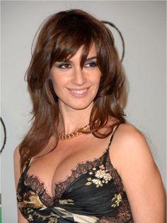 Paz Vega, actriz y modelo sevillana. Conocido es su papel en Carmen.