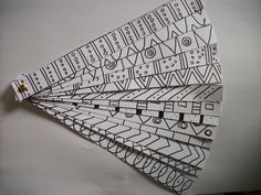 Take Doodle ideas on the road - Zentangle Sample Swatch . Tangle Doodle, Doodles Zentangles, Zen Doodle, Elements And Principles, Elements Of Art, Doodle Patterns, Zentangle Patterns, Ecole Art, Art Graphique