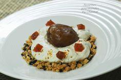 Michel Sarran recipe: mousse coco, rhum and chestnuts