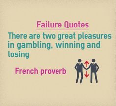Success and Failure QuotesQuotes About Failure Idioms