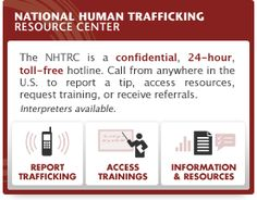 Polaris Project: National Human Trafficking Resource Center