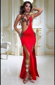 Belly Dance Dress Outfit 69 New Ideas Dance Outfits, Dance Dresses, Sexy Outfits, Sexy Dresses, Beautiful Dresses, Dress Outfits, Belly Dance Outfit, Tribal Belly Dance, Belly Dance Makeup