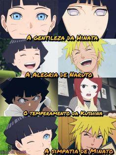 Himawari deveria ser o nome do anime ❤️ Naruto Uzumaki Shippuden, Naruto Kakashi, Gaara, Anime Naruto, Naruto Shippuden Characters, Naruto Comic, Naruto Cute, Naruto Funny, Otaku Anime