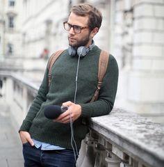 티아이포맨] 여성들에게 호감을 줄 수 있는 마력의 아이템, 남자 봄 니트 패션 스타일링 : 네이버 블로그