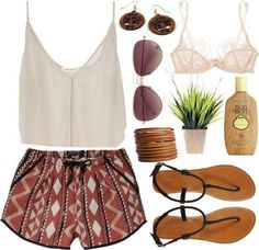 tendencias de moda: Los mejores outfits de moda para mujer en este verano Take a look at the best casual outfits for ladies in summer in the photos below and get ideas for your outfits! Lazy Summer Outfits, Summer Fashion Outfits, Spring Summer Fashion, Spring Outfits, Casual Outfits, Cute Outfits, Summer Fall, Casual Summer, Summer Clothes