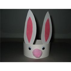 Make Bunny Ears: 3 Fun Preschool Craft Project Ideas Plus a Bunny Song